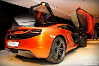 McLaren MP4 12C - Presentación GT-Club - Miniatura 24