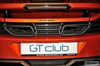 McLaren MP4 12C - Presentación GT-Club - Miniatura 25