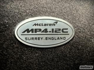 McLaren MP4 12C - Presentación GT-Club - Miniatura 38