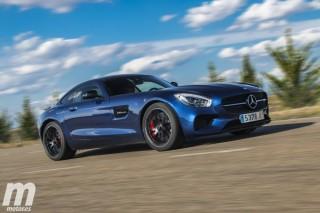 Foto 1 - Mercedes AMG GT S