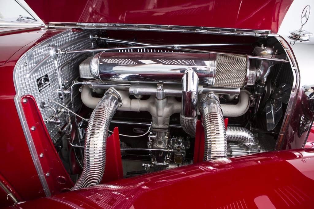 Mercedes-Benz 500K 1935 bastidor 130949 ex-Prym family