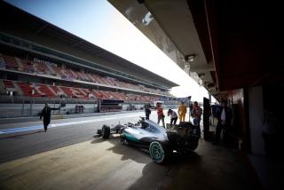 Foto 3 - Mercedes, campeón de constructores F1 2016