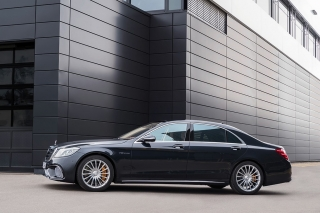 Mercedes Clase S, S63, S65 y Maybach 2017 - Foto 6