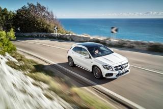 Mercedes GLA y GLA45 AMG 2017 Foto 5