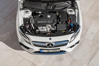 Mercedes GLA y GLA45 AMG 2017 Foto 23