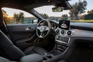 Mercedes GLA y GLA45 AMG 2017 Foto 24