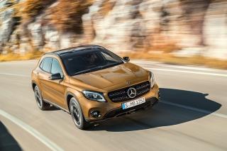 Mercedes GLA y GLA45 AMG 2017 Foto 32