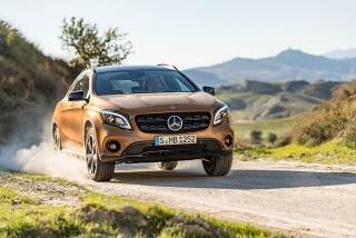 Mercedes GLA y GLA45 AMG 2017 Foto 40