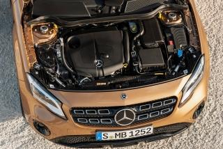 Mercedes GLA y GLA45 AMG 2017 Foto 49