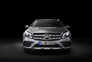 Mercedes GLA y GLA45 AMG 2017 Foto 56