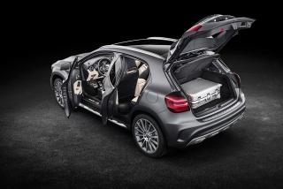 Mercedes GLA y GLA45 AMG 2017 Foto 58