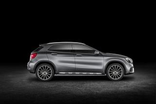 Mercedes GLA y GLA45 AMG 2017 Foto 60