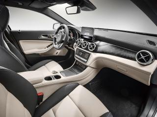 Mercedes GLA y GLA45 AMG 2017 Foto 61