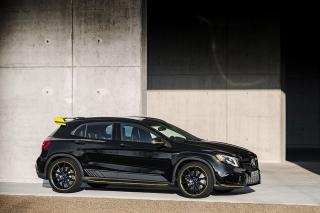 Mercedes GLA y GLA45 AMG 2017 Foto 73