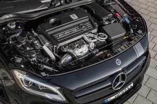 Mercedes GLA y GLA45 AMG 2017 Foto 74