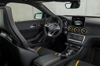 Mercedes GLA y GLA45 AMG 2017 Foto 80