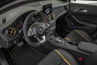 Mercedes GLA y GLA45 AMG 2017 Foto 81