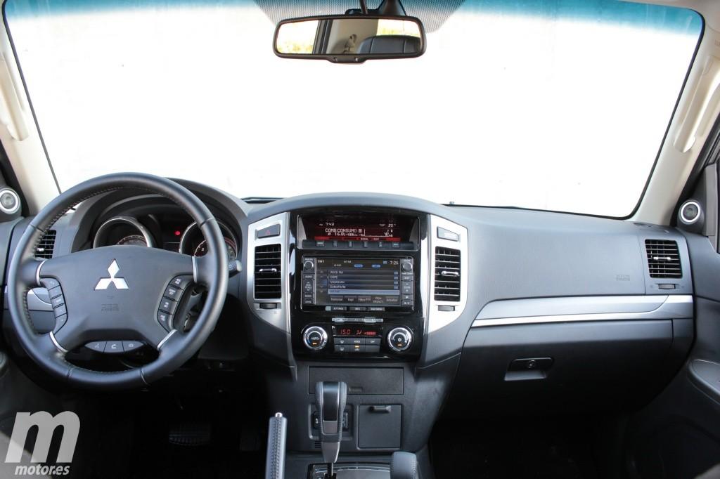 Mitsubishi Montero 3 Puertas Kaiteki