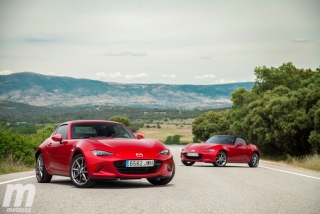 Fotos MX-5 RF vs MX-5 Soft Top - Foto 1