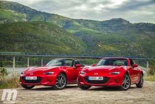 Fotos MX-5 RF vs MX-5 Soft Top - Foto 4