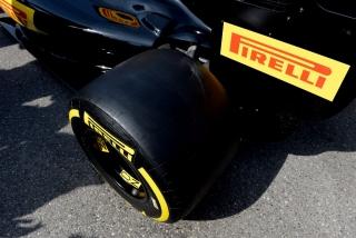 Neumáticos Pirelli F1 2017 Foto 7