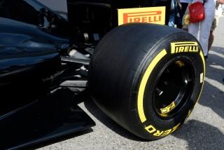 Neumáticos Pirelli F1 2017 Foto 8