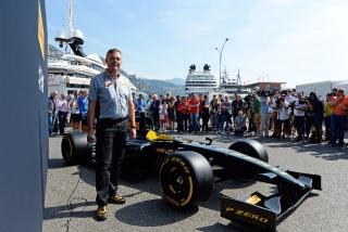Neumáticos Pirelli F1 2017 Foto 11