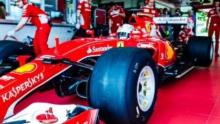 Neumáticos Pirelli F1 2017 Foto 15
