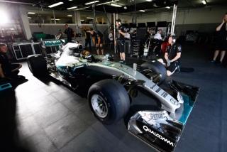 Neumáticos Pirelli F1 2017 Foto 42
