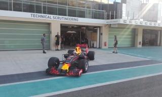 Neumáticos Pirelli F1 2017 Foto 62