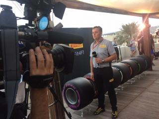 Neumáticos Pirelli F1 2017 Foto 65