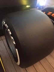 Neumáticos Pirelli F1 2017 Foto 66