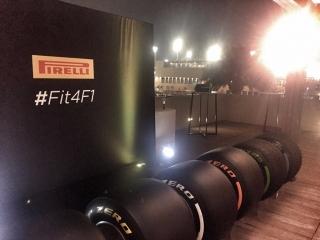Neumáticos Pirelli F1 2017 Foto 67