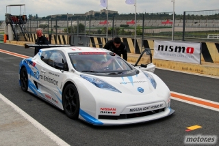 Nismo Sports Cars Event, en Cheste Foto 23