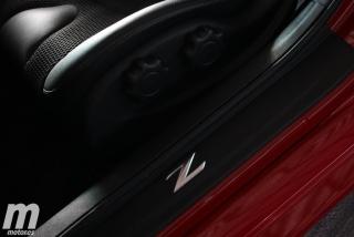 Nissan 370Z Roadster Foto 8