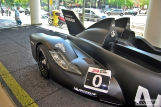 Nissan DeltaWing y Lucas Ordóñez Foto 20
