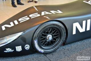 Nissan DeltaWing y Lucas Ordóñez Foto 8