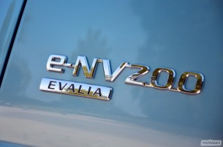 Nissan e-NV200, presentación Foto 2