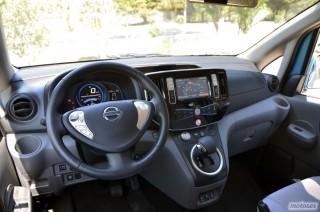 Nissan e-NV200, presentación Foto 7