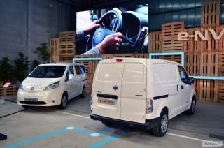 Nissan e-NV200, presentación Foto 9