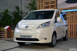Nissan e-NV200, presentación Foto 10