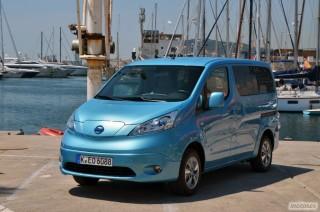 Nissan e-NV200, presentación Foto 15