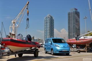 Nissan e-NV200, presentación Foto 16