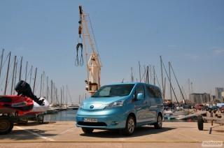 Nissan e-NV200, presentación Foto 17