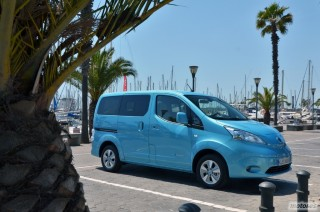 Nissan e-NV200, presentación Foto 19