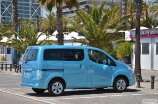 Nissan e-NV200, presentación Foto 20