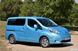Nissan e-NV200, presentación Foto 25