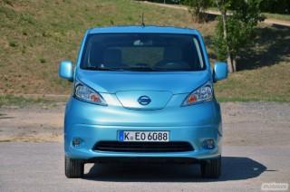Nissan e-NV200, presentación Foto 26