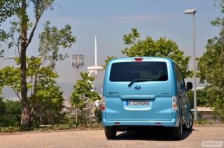 Nissan e-NV200, presentación Foto 27