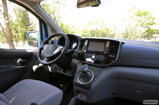 Nissan e-NV200, presentación Foto 38